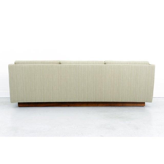 Milo Baughman Mid-Century Modern Sofa - Image 4 of 11