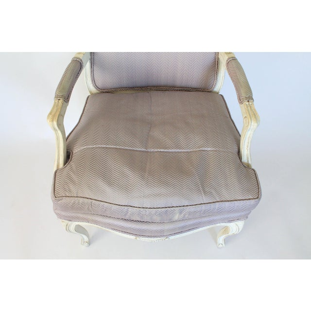 Henredon Bergere Accent Chair - Image 7 of 11