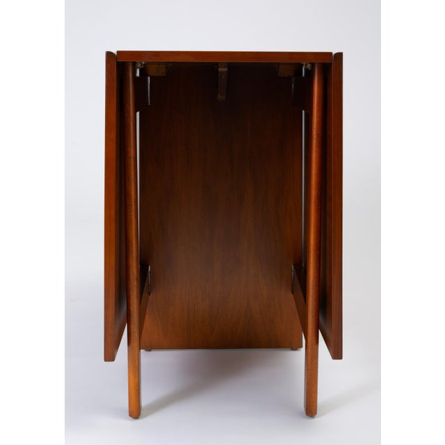 Model 4656 Gateleg Table by George Nelson for Herman Miller For Sale - Image 9 of 13