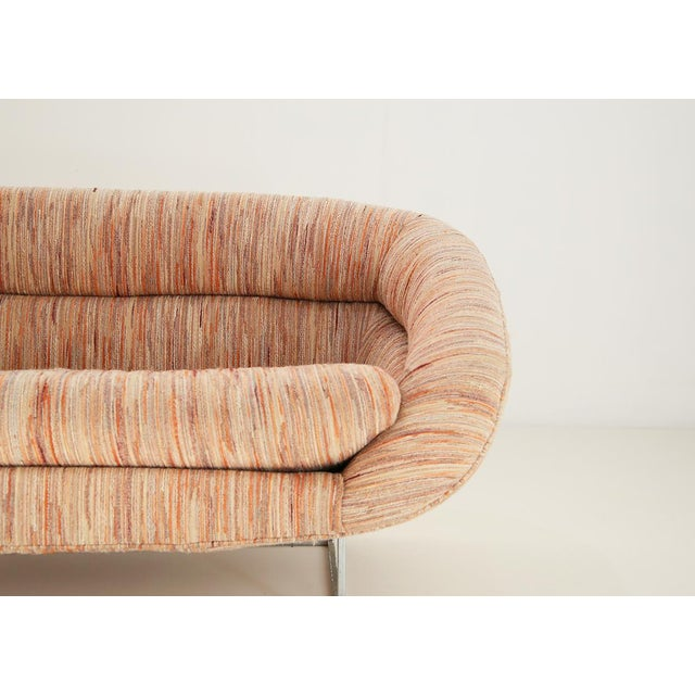Milo Baughman Sofa in original condition good condition shipping worldwide for free