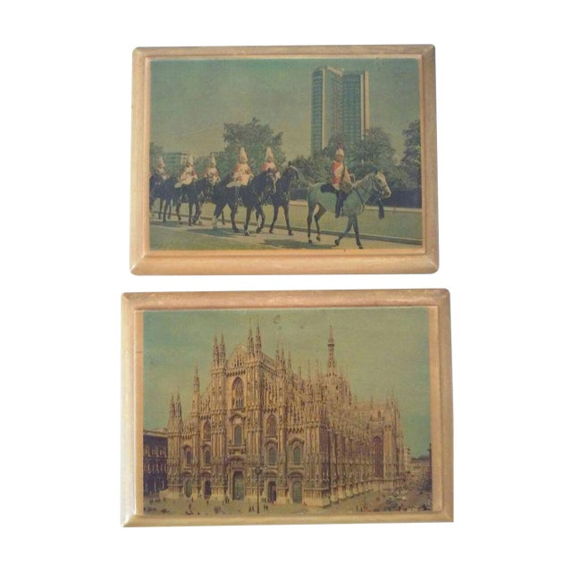Vintage French Calvary & Cathedral Photography - Image 1 of 5