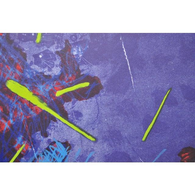 """Caspar"", Monoprint by Peter Alexander - Image 8 of 10"