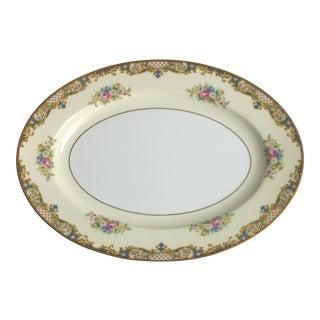 Vintage Noritake Carmela Medium Serving Platter For Sale