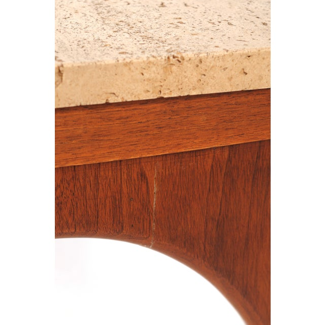 1950s Mid-Century Bertha Schaefer Coffee Table For Sale - Image 5 of 7