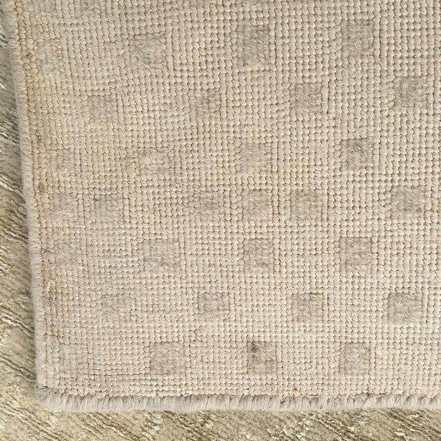 Beige Persian Wool Runner - 3′ × 30′ - Image 10 of 10
