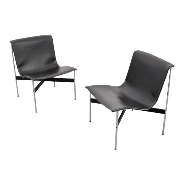 Pair Of William Katavolos, Ross Littell & Douglas Kelley, New York Lounge Chairs For Sale