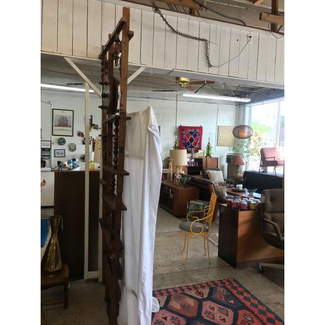 Mid-Century Modern Mid Century Folk Room Divider For Sale - Image 3 of 13