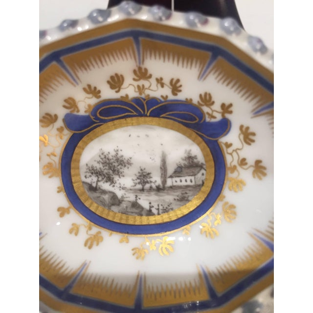 Late 19th Century 19th Century Nymphenburg Master Salt Cellars, Pair For Sale - Image 5 of 10