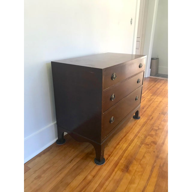 Traditional Vintage Cavalier Stow Away Cedar Dresser For Sale - Image 3 of 13