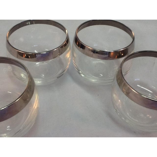 Dorothy Thorpe 5 Oz Roly Poly Glasses - Set of 4 - Image 5 of 5