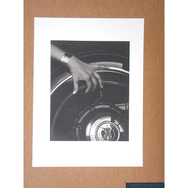 """1970s Large Vintage Photogravure-""""Georgia O'Keeffe"""" by Alfred Stieglitz (Usa 1864-1946) For Sale - Image 5 of 6"""