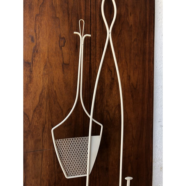 Vintage 1960s Mid Century Modern Wall Sculpture. For Sale In Miami - Image 6 of 11