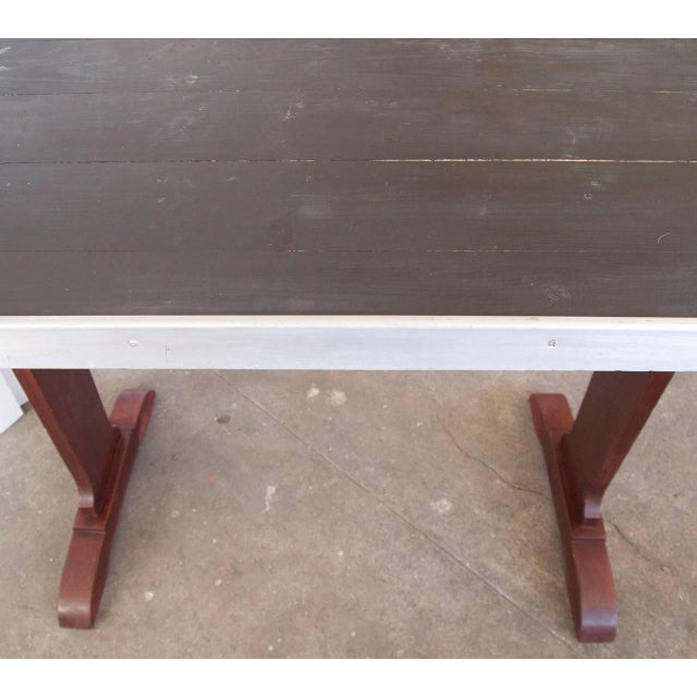 French Art Deco Bistro Table - Image 9 of 10