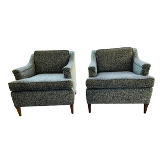 Mid Century Modern Chairs- a Pair For Sale