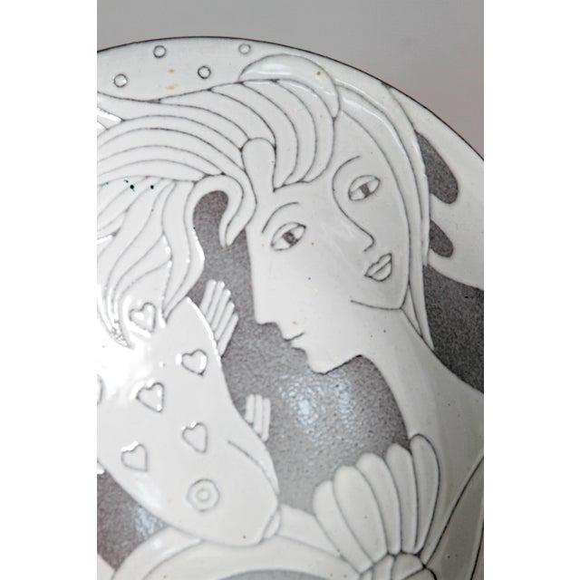 Midcentury Bowl by Upsala-Ekeby - Image 8 of 11