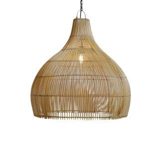 Gourd Stick Lantern Medium For Sale