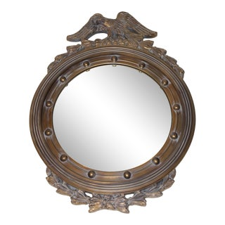 1990s Federal Convex Mirror For Sale