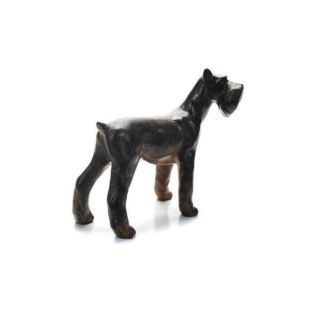 1920s Bronze Scottie Dog Sculpture - Image 7 of 9