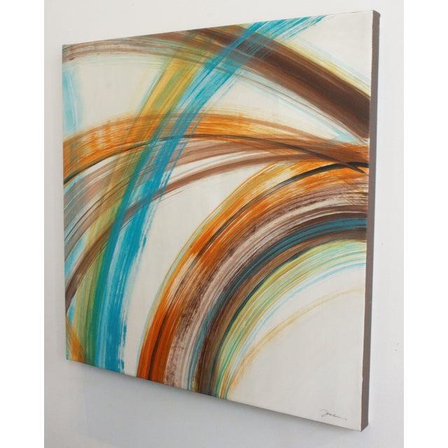 "Liz Jardine ""Far Far Away"" Painting - Image 3 of 3"