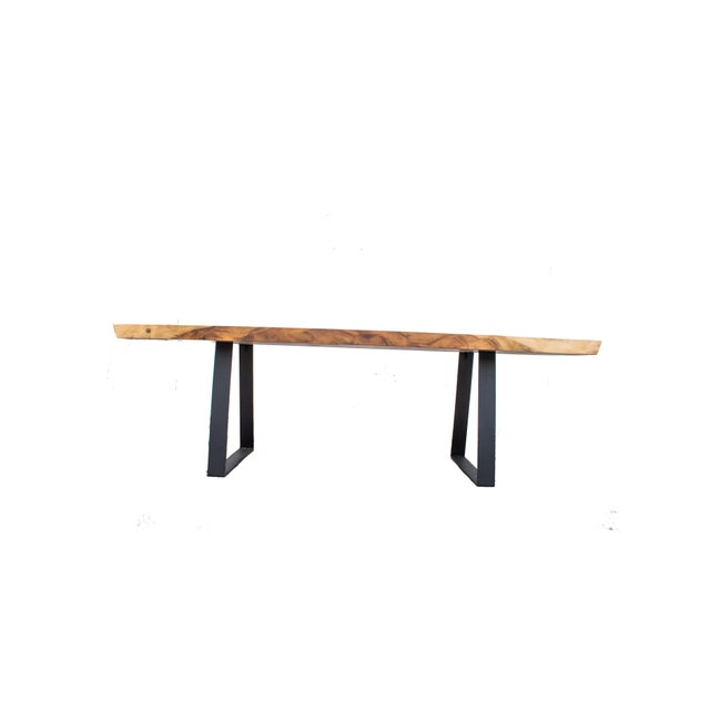 Live edge table, beautiful Live edge dining table making a single natural wood slab table that impress all your guests...