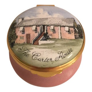 "1980s Crummles ""Bermuda Heritage Series"" Trinket Box For Sale"