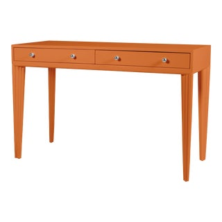 Barcelona Desk - Orange For Sale