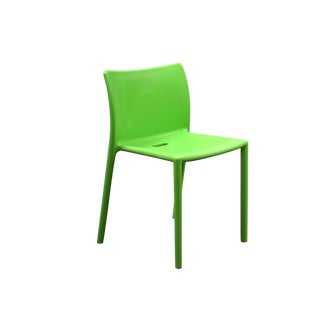 Green Italian Dining Chair by Jasper Morrison For Sale