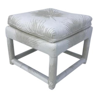 Highland House Keener Ottoman For Sale