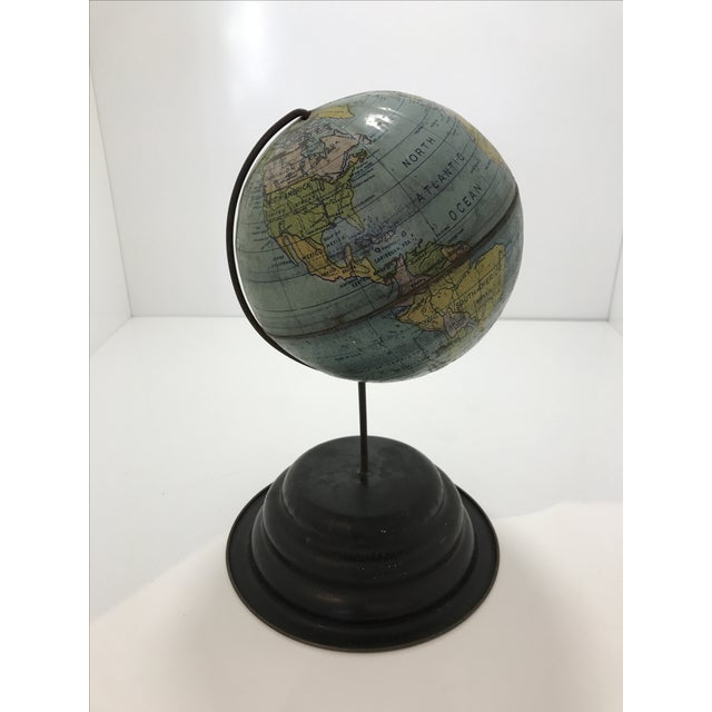 Vintage 1960s Tin Globe - Image 4 of 4