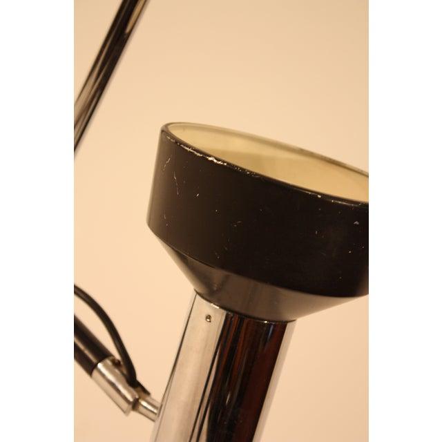 1960s Italian Modern Adjustable Table Lamp - Image 4 of 5