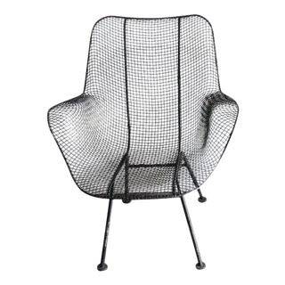 Woodard Mid-Century Sculptura Lounge Chair For Sale