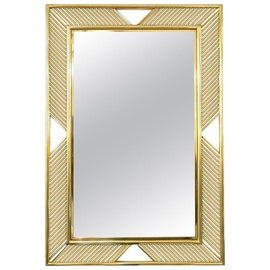 Image of Brass Full-Length and Floor Mirrors