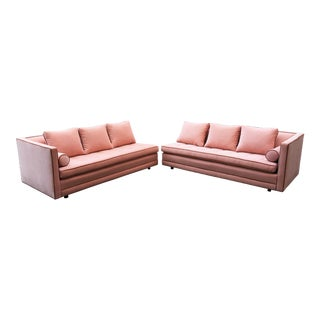Harvey Probber Two-Part Sectional Sofa For Sale