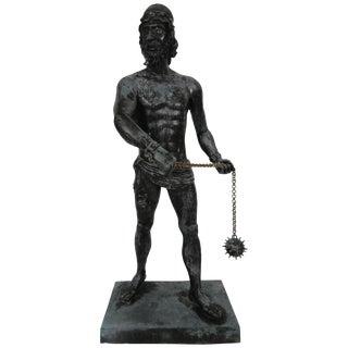 """""""Honor Patria"""" Sculpture by Emile Louis Picault For Sale"""