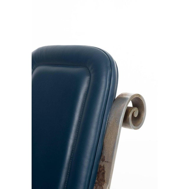 1960s Arturo Pani Rocking Chair For Sale - Image 5 of 6