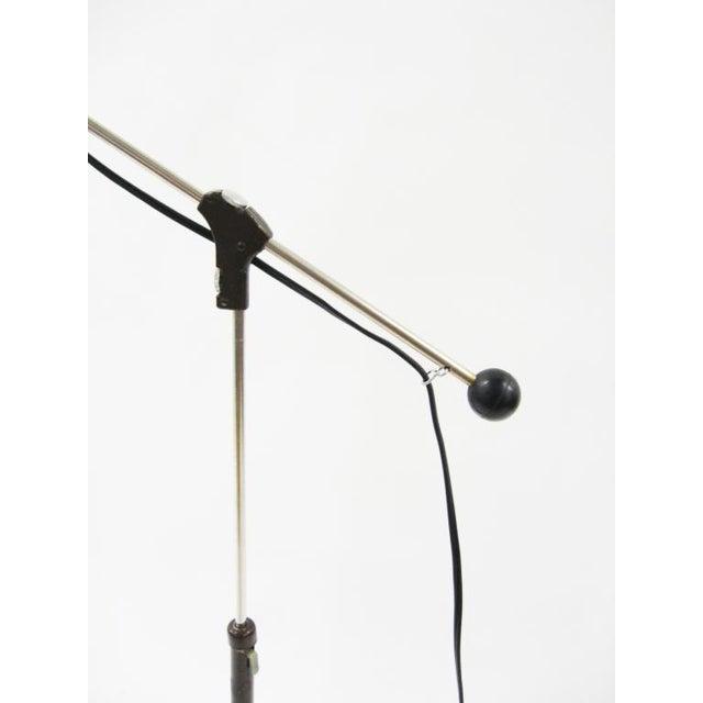 1960s Industrial floor lamp For Sale - Image 10 of 10
