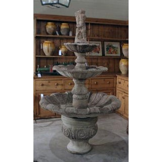 English Three Tier Fountain Preview