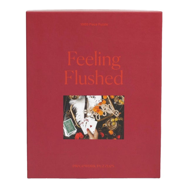Feeling Flushed 1000 Piece Jigsaw Puzzle For Sale