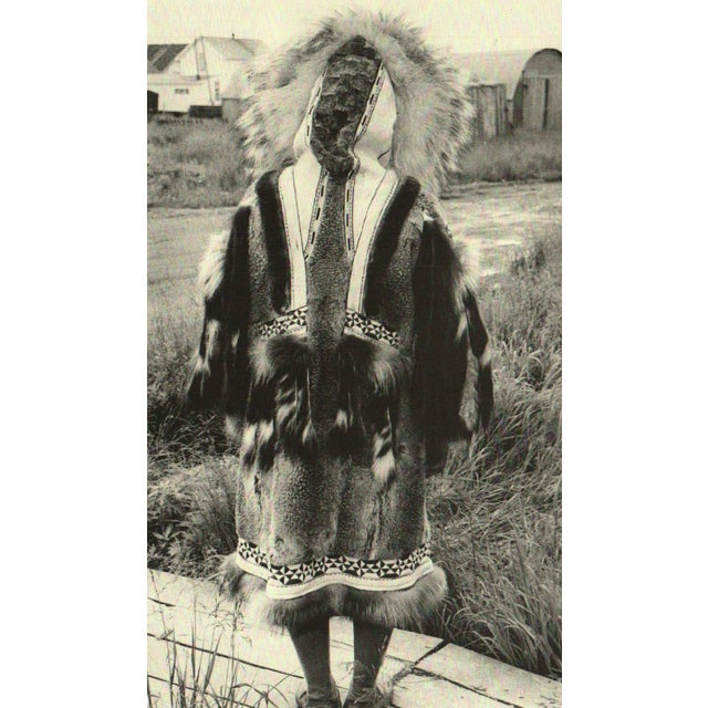 Mid-Century Modern Eskimo Art: North Alaskan Traditions For Sale - Image 3 of 3