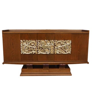 20th Century Art Deco Sideboard by Christian Krass For Sale
