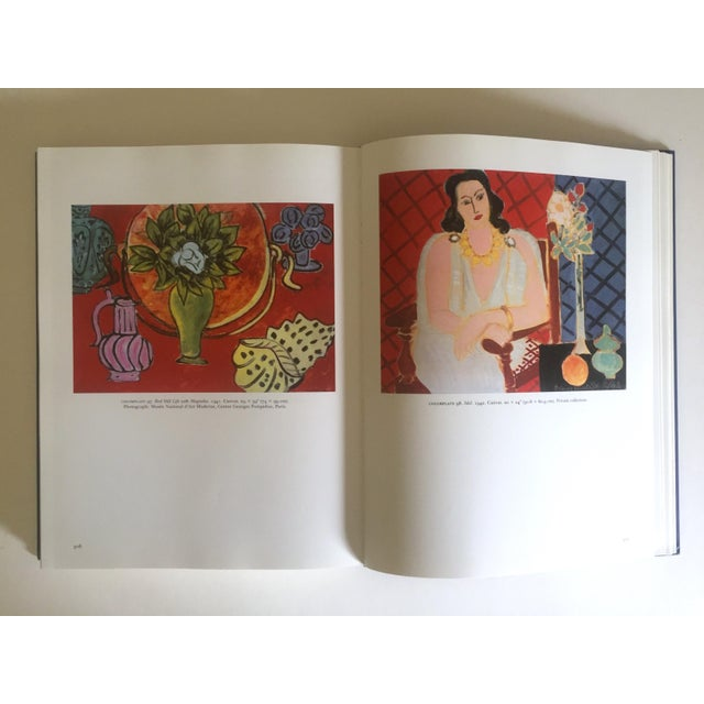 """"""" Matisse Retrospective """" Rare 1990 Iconic Oversized Volume Collector's Hardcover Art Book For Sale In Kansas City - Image 6 of 13"""
