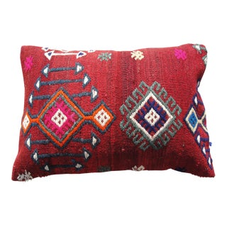 Kilim Rug Pillow For Sale