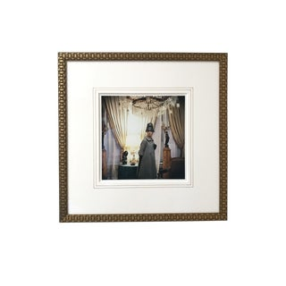 """Designers' Homes, Bucket Hat, 2007"" Framed Fashion Photo by Mark Shaw For Sale"