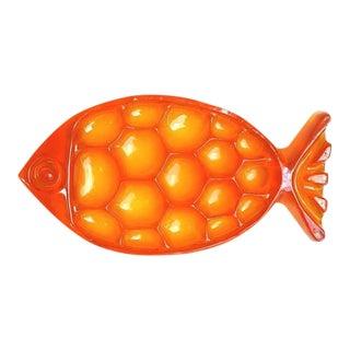 Mid-Century Modern Lucite Fish Trivet