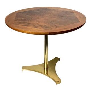 Milo Baughman Pedestal Table for Arch Gordon, 1950's