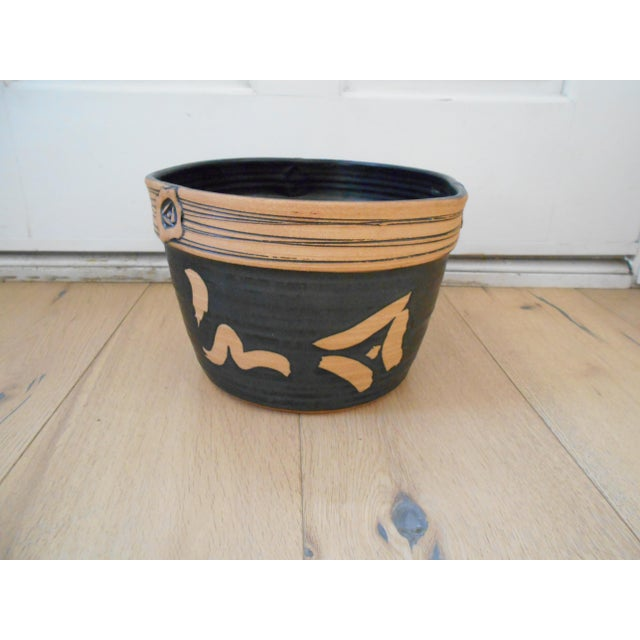Japanese Pottery Planter - Image 2 of 7