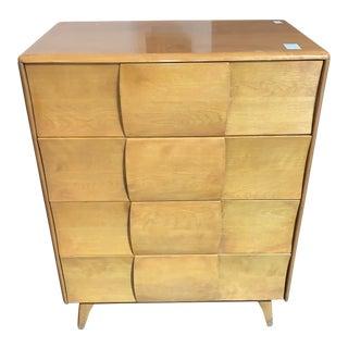 Heywood Wakefield Highboy Dresser For Sale