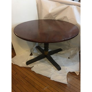 Victorian Solid Mahogany Round Table Preview