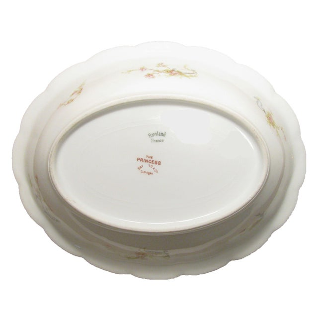 Haviland & Co. French Limoges Serving Pieces, S/4 For Sale - Image 4 of 9