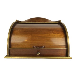 French Antique Letter/Desk Organizer